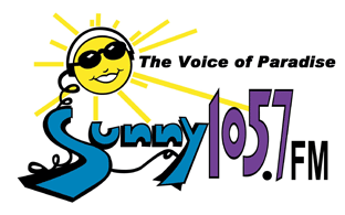 Sunny 105.7 FM - The Voice of Paradise!